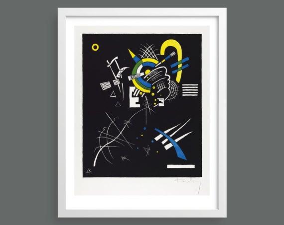 Small Worlds VII (Kleine Welten VII) by Vasily Kandinsky