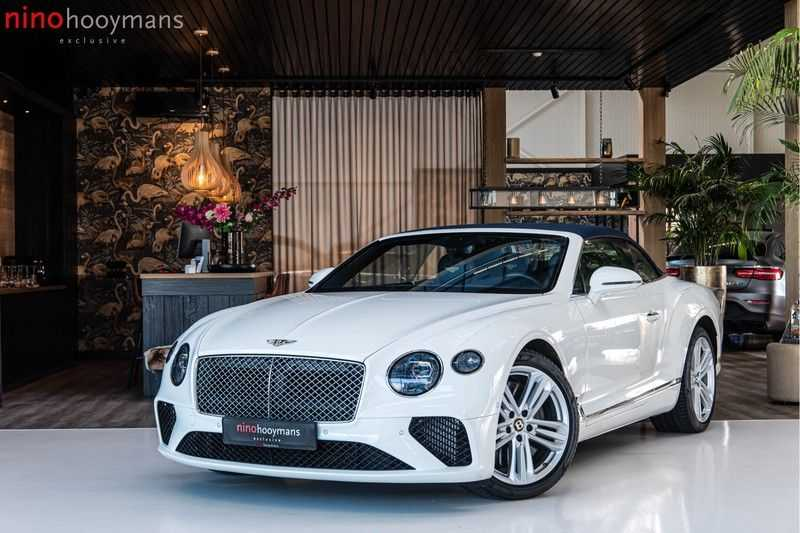 Bentley Continental GTC 6.0 W12 | Dynamic Ride | Comfort Sport | Massage afbeelding 1