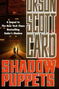 Shadow Puppets (Ender's Shadow, #3) Cover