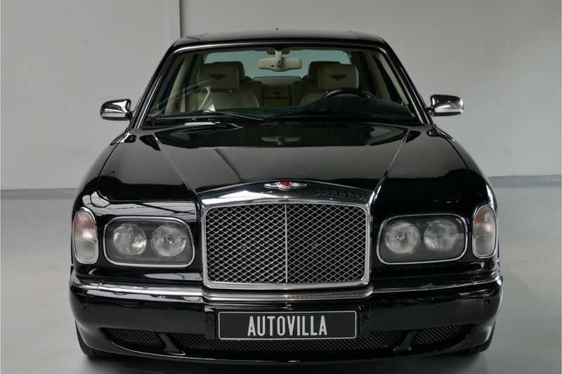 Bentley Arnage 6.8 V8 T Mulliner LWB (1 van 95 st) Youngtimer . afbeelding 3