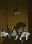 """Rina Ingel Keskpaik, Estonia. """"Der  Sandman. Die Explosion"""" 2014. Digital print, 41x50cm"""