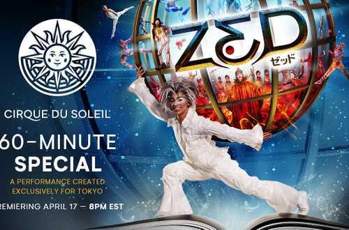 ZED - Cirque du Soleil 60-minute Special