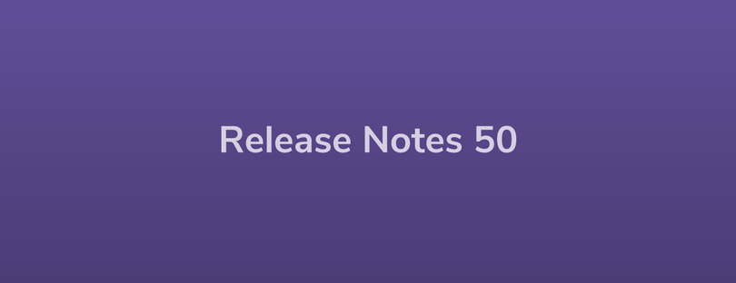Esper Release Notes – DevRel 50
