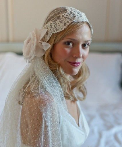 Voile bohême pour robe de mariée