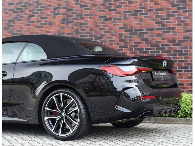 BMW 4 Serie Cabrio M440i xDrive *Trekhaak*Nekverwarming*Head-Up* afbeelding 7