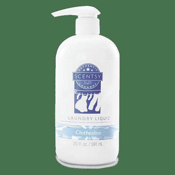 Clothesline Laundry Liquid