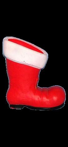 Santa Boot photo