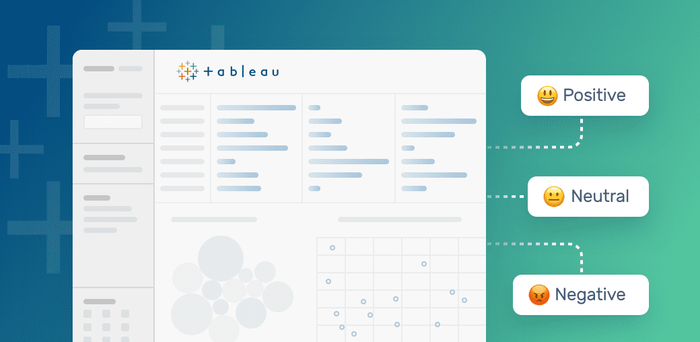 Visualize Your Sentiment Analysis in Tableau