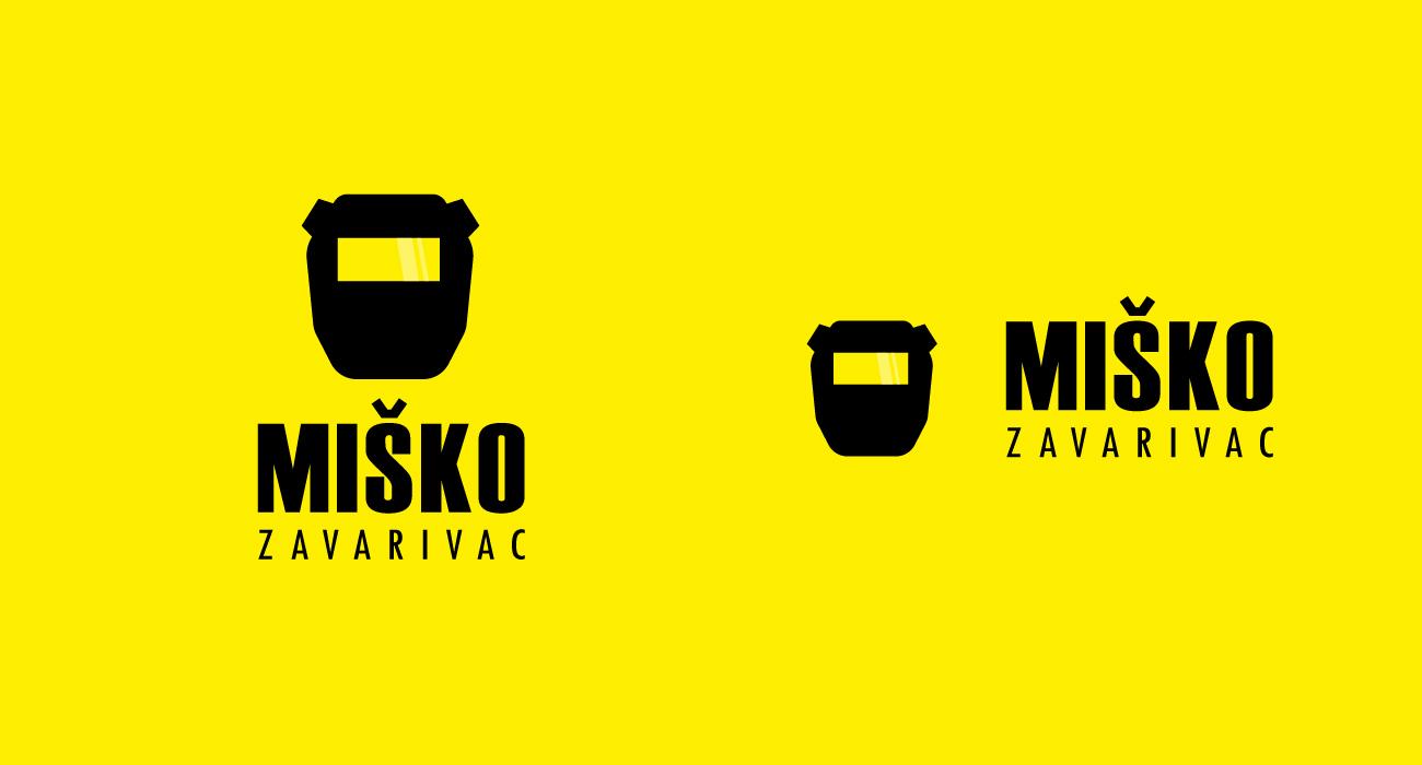 Logo Design Logo Zavarivac
