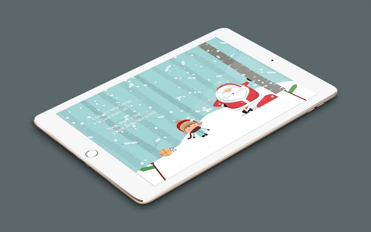 Santa App for Kids