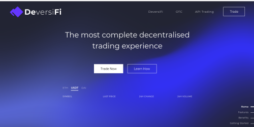 List of Decentralized Exchanges - Best DEX Decentralized