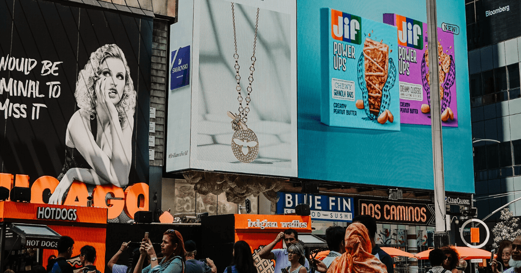 Outdoor Advertising in NYC