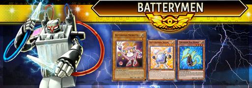 Introduction to Batterymen | Duel Links Meta