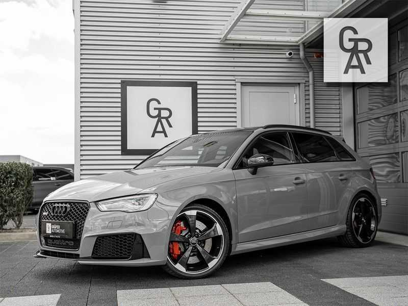 Audi RS3 Sportback 2.5 TFSI RS 3 quattro Pro Line Plus afbeelding 5