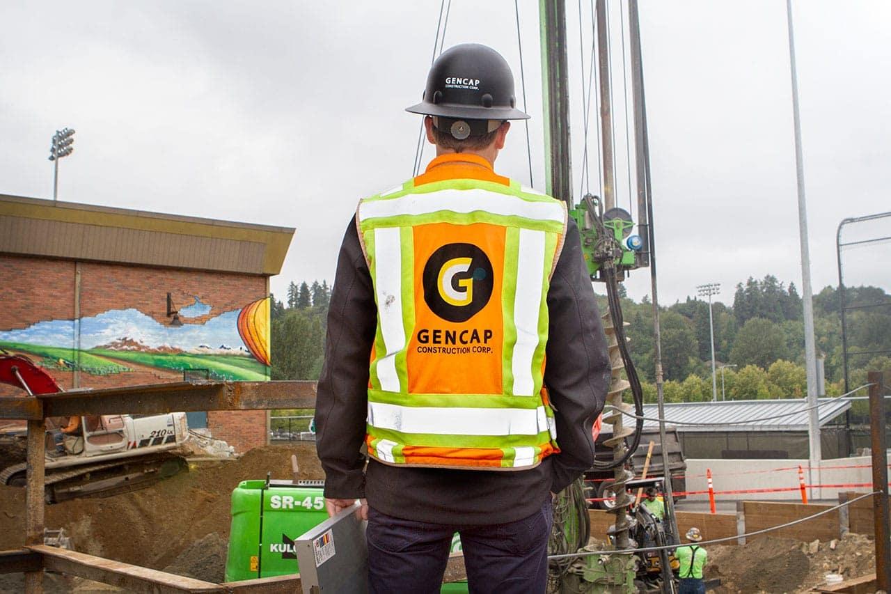 GenCap Construction Corp. Contractor