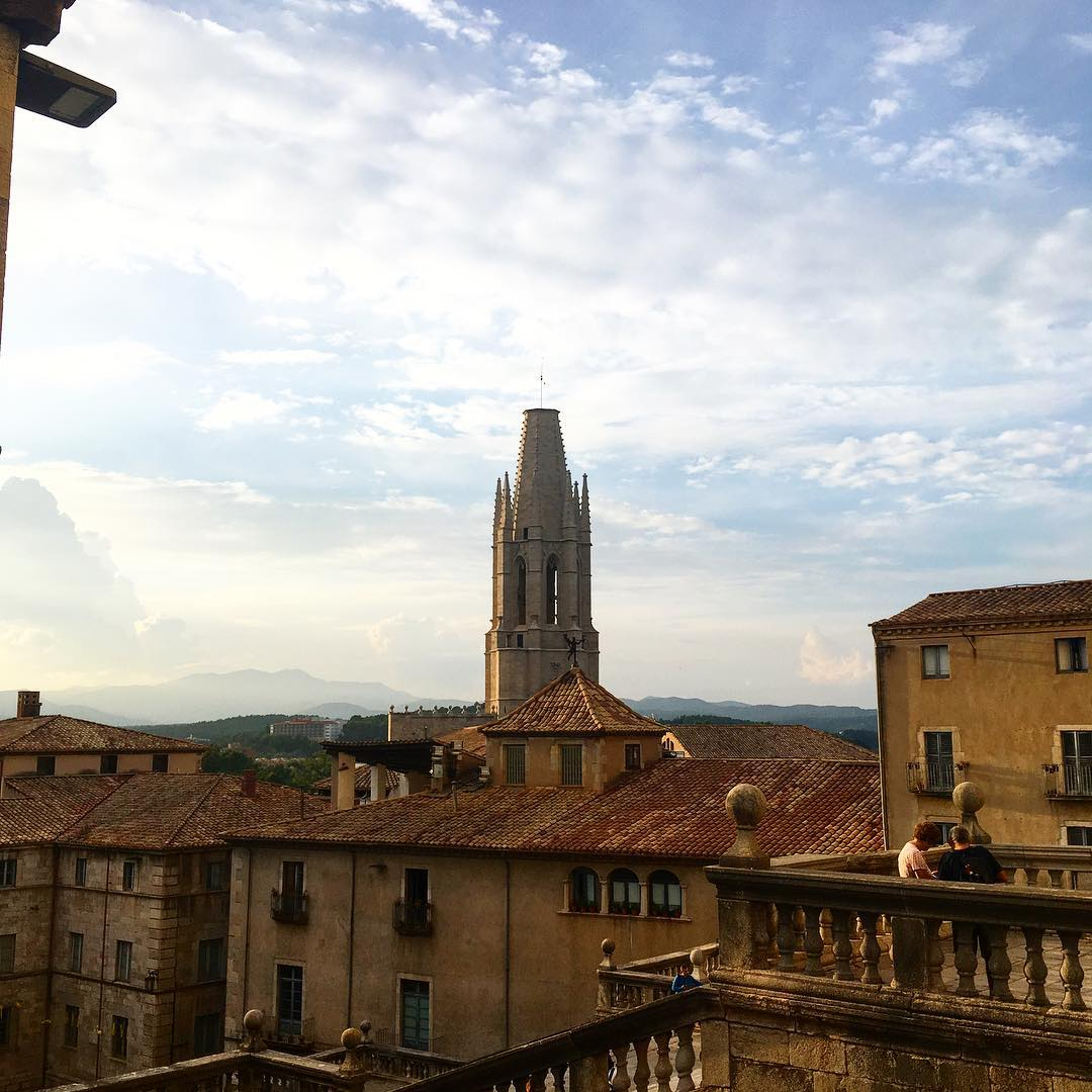 Photo from Girona Cathedral