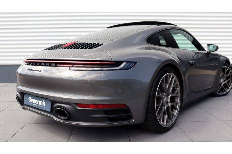 Porsche 911 3.0 Carrera S Sport Chrono, Sportuitlaat, Schuifdak, BOSE afbeelding 14