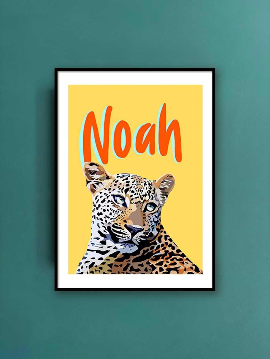 personalised-print-leopard