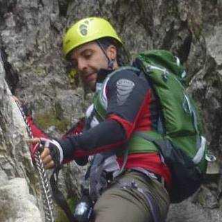 Mirko Mariani, volontario CAI.