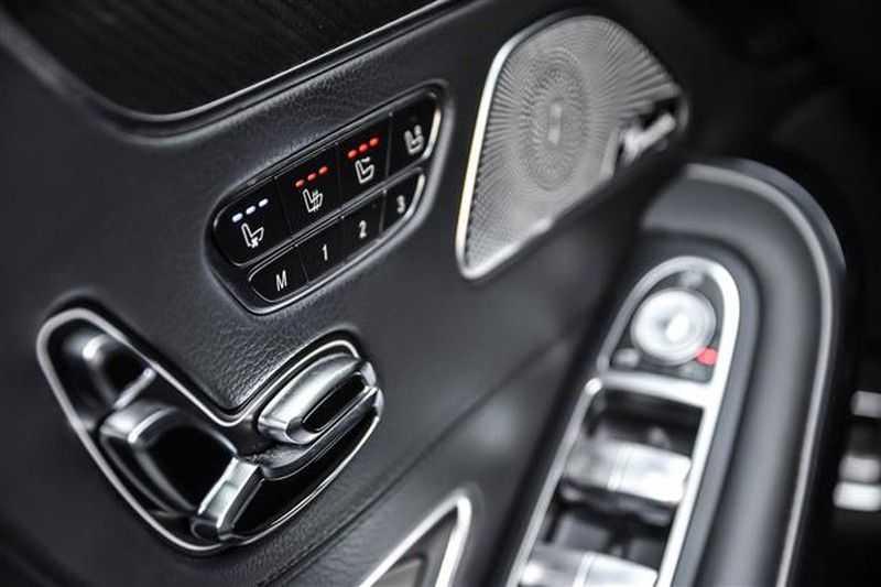 Mercedes-Benz S-Klasse S500 CABRIO AMG-LINE+BURMESTER+HEAD-UP NP.201K afbeelding 19