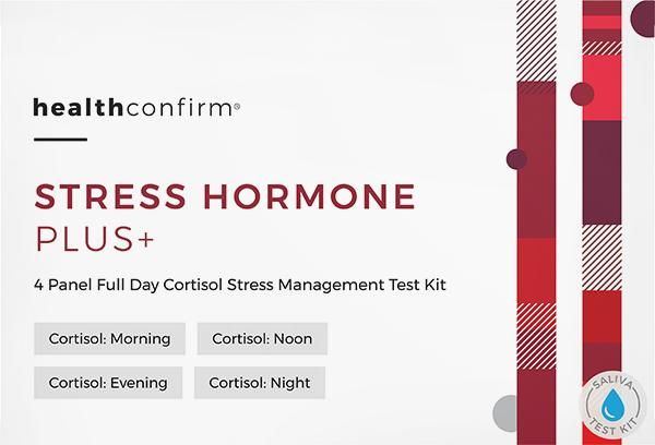 Stress Hormone Plus