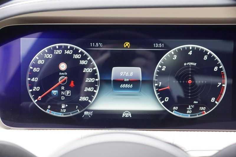 Mercedes-Benz S-Klasse 560 4Matic Lang Premium Plus 470pk / AMG / Nwpr: E186.000,- / Full Options! afbeelding 15