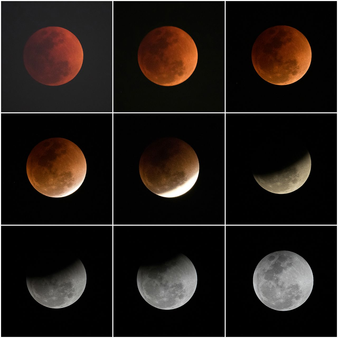 Lunar Eclipse '18