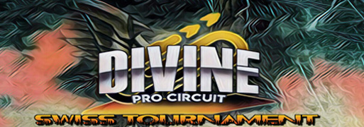 Divine Pro Circuit: Swiss Tournament #4 | YuGiOh! Duel Links Meta