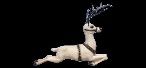 Prancer & Dancer Reindeer photo