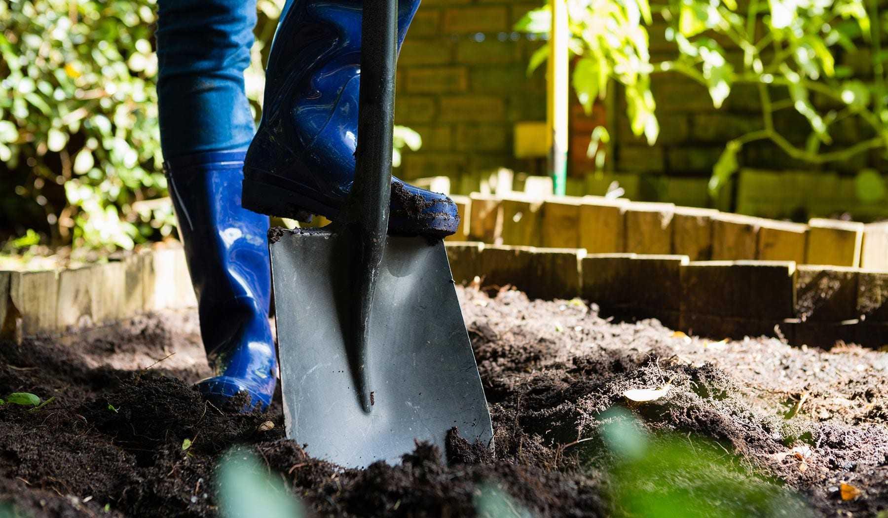 Gjør hus og hage klart til våren - Gjør hus og hage klar til våren