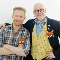 Waveney Kids' Book Festival: James Mayhew & Zeb Soanes: <cite>Gaspard Best in Show</cite>, followed by fox crafts