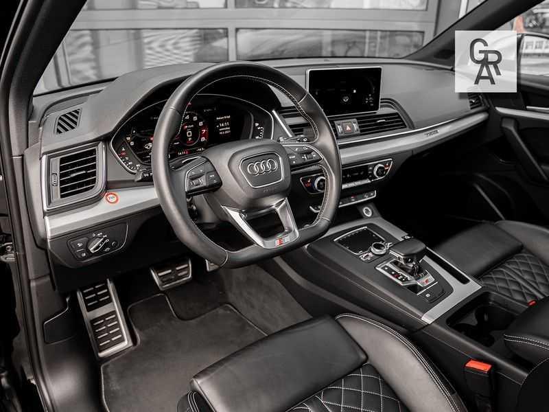Audi SQ5 Panorama dak B&O Sportstoelen 3.0 TFSI SQ5 quattro Pro Line Plus afbeelding 7
