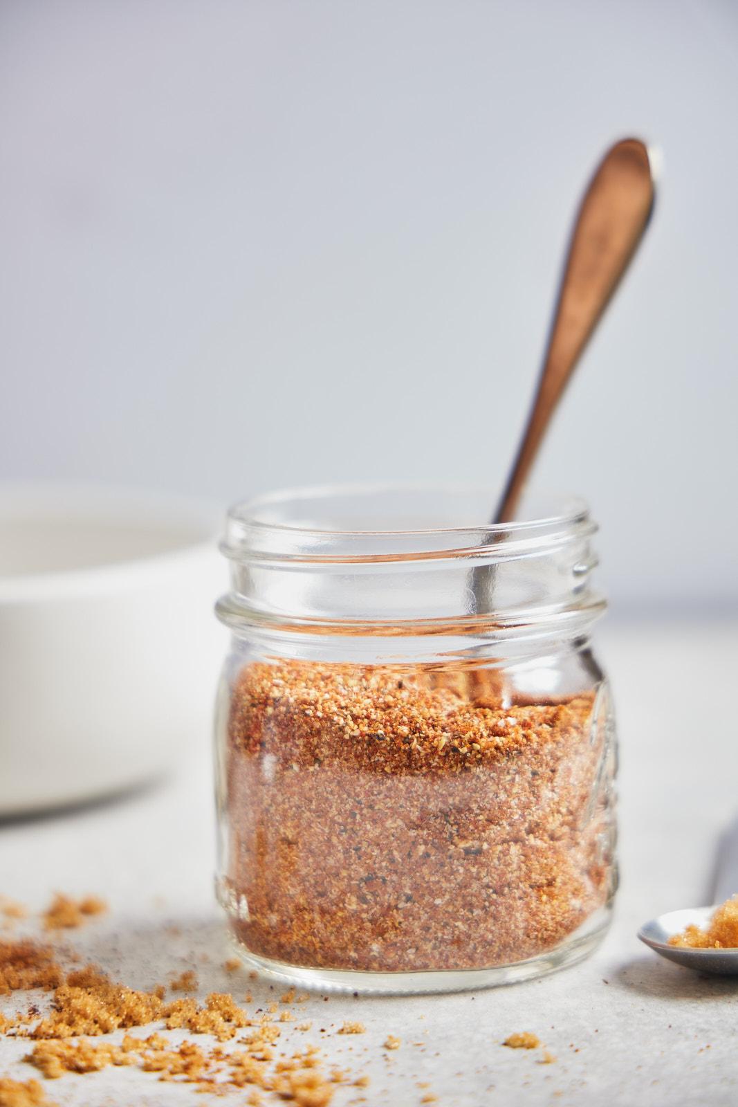 Simple Homemade Dry Rub