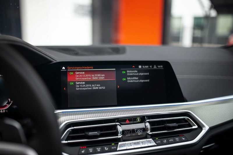 BMW X5 M50d High Executive *Pano / Standkachel / Laserlight / Head-Up* afbeelding 19