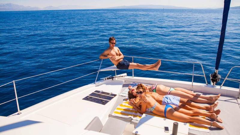 Blissful breaks with luxury yacht charter in the Mediterranean