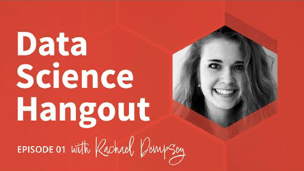 Communicating the Value of Data Science: Data Science Hangout 1