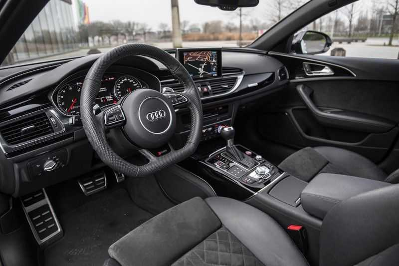 Audi RS6 Avant 4.0 TFSI RS6 quattro | 560PK | Audi Exclusive | Pano.Dak | Bose Sound | Adapt.sport Onderstel | afbeelding 15