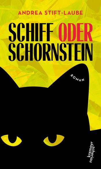 Schiff oder Schornstein von Andrea Stift-Laube