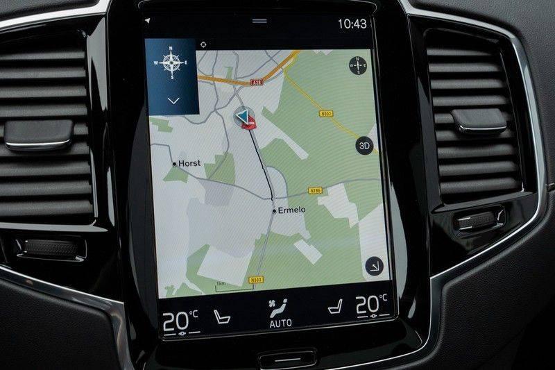 "Volvo XC90 2.0 D4 190pk AWD Inscription 7-pers. Pano Leer Camera 21"" afbeelding 25"