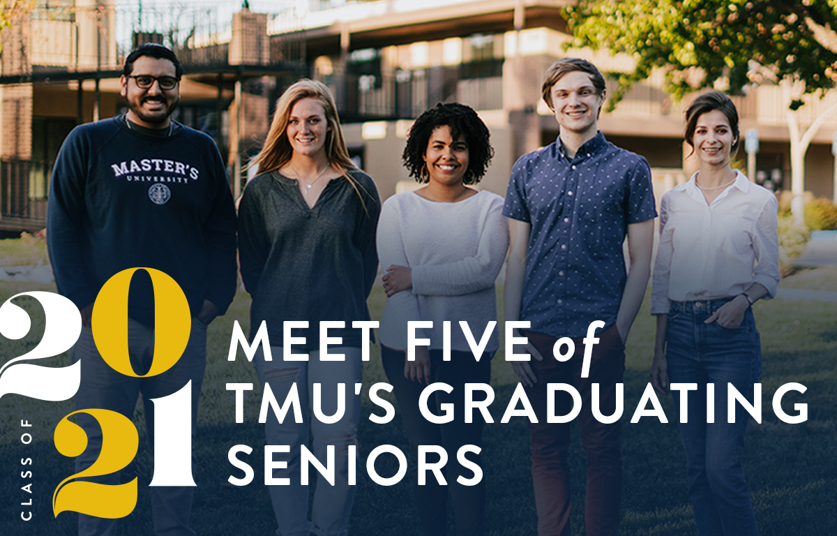 Meet 5 of TMU's 2021 Graduating Seniors image