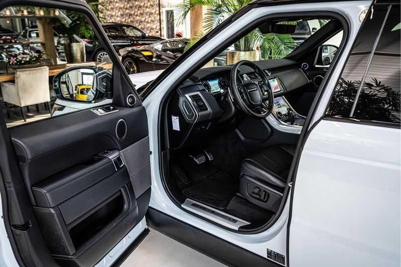 Land Rover Range Rover Sport 3.0 SDV6 HSE Dynamic | Panorama | Matrix-LED | Stuurwiel verwarmd afbeelding 16