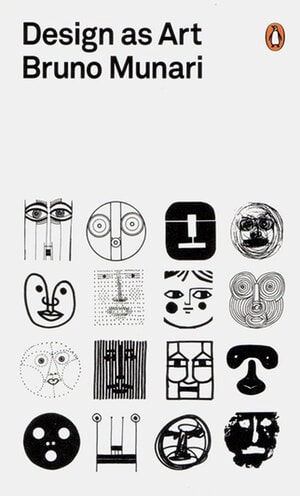 Bruno Munari's book Design as Art