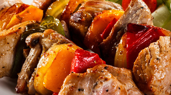 Chipotle Kebabs