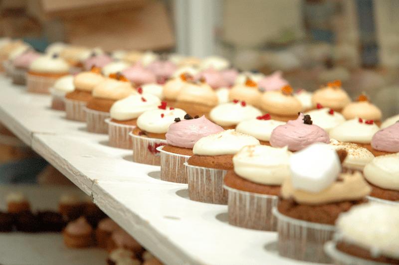Cupcakes by lamantin