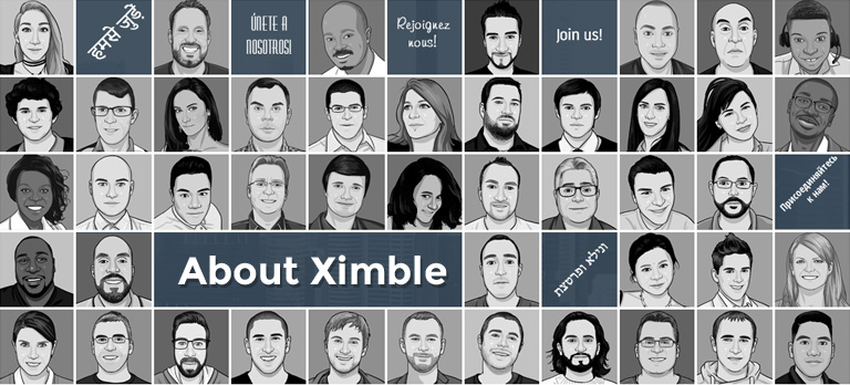 Ximble team