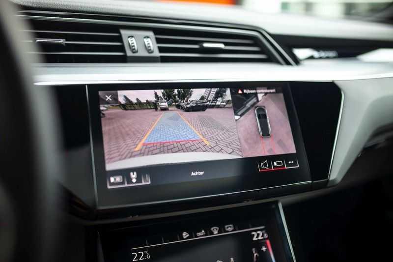 Audi e-tron 55 Quattro *Advanced / B&O / Pano / ACC / 4% Bijtelling €175,- P.M.* afbeelding 4