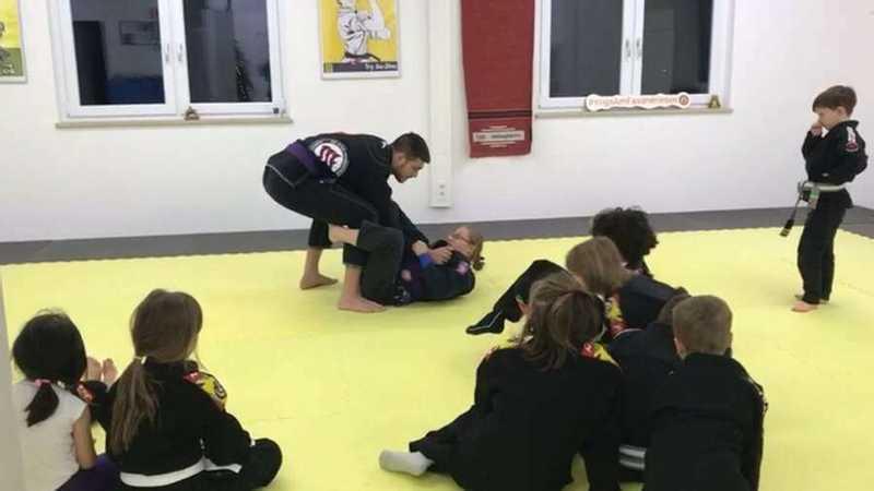 Kids BJJ: On teaching Danaher's principles