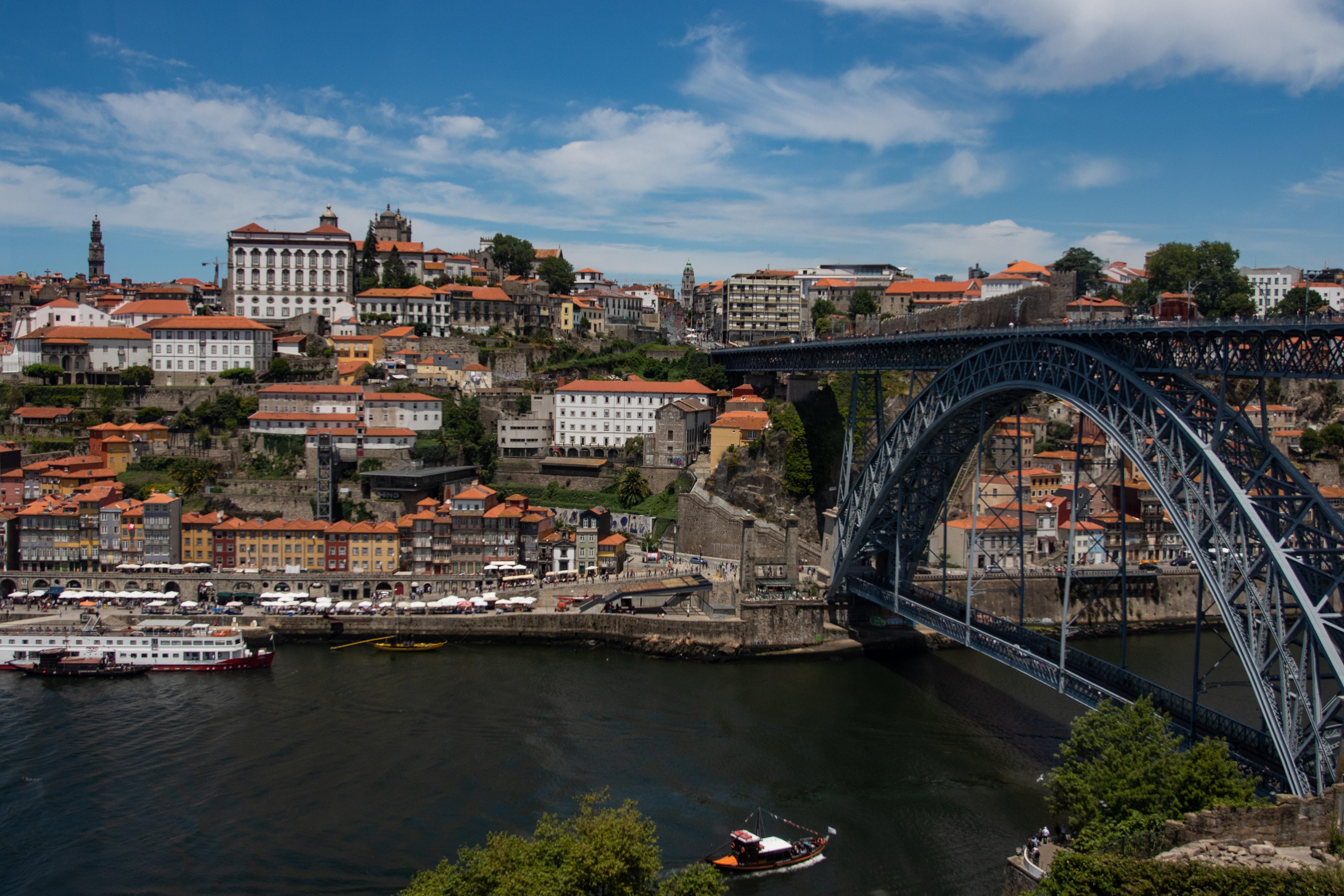 Experiencia Universitária no Porto