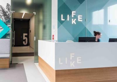 LifeLike - Online páciensszerzés mesterfokon
