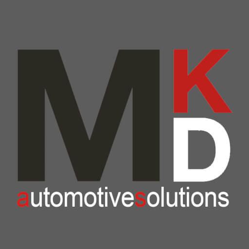 MKD Automotive Logo